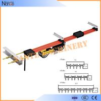 4 Pole resistance High Tro Reel System Conductor Rail Busbar Manufactures