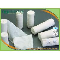 China High Elasticity Medical PBT Conforming Bandage Gauze Roll Individually Packed on sale