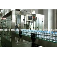 Big Bottle High Efficiency Automatic Bottle Water Filling Line (CGFA) Manufactures