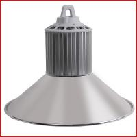 High Lumen Industrial LED High Bay Lighting 100W With Aluminium Alloys Manufactures