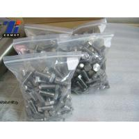 price for titanium bolts and nuts m16 Gr1 pure Titanium