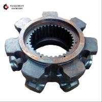 High Strength Wear Resistant Forged Chain Gear For Mine Scraper Conveyor Manufactures