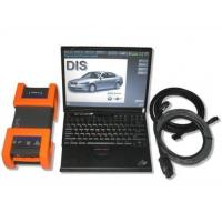 BMW OPS Plus DIS V57 SSS V41 IBM T30 BMW Diagnostic Scanner With Optical Fiber Manufactures