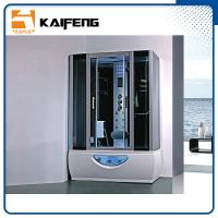 Multifunctional Rectangular Shower Enclosure With Whirlpool Tub Computer Control Manufactures