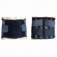 Waist Support Belt, Used for Treating of Lumbar Vertebra Fracture  Manufactures