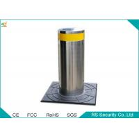Quality IP 68 Hydraulic Retractable Barrier Gate Bollard Stainless Steel for sale