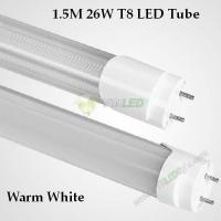 1.5m 26W T8 led tube Warm white,where to buy led lights Manufactures