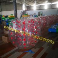 Quality body bumper ball zorbing ball for sale