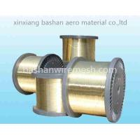 High Level bashan Wire Spool Brass Hard EDM Brass Wire for Machinery Manufactures