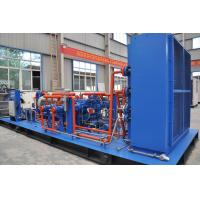 Mechanical Reciprocating Natural Gas Compressor CNG Daughter Station CU315E201 Manufactures