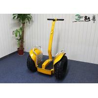Quality Outdoor Sport Standing 2 Wheel Self Balancing Scooter 72V Steady Running Mobility for sale