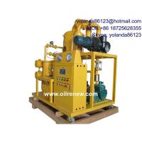 China Transformer Vacuum Evacuation Plant | Oil Filtration | Insulating Oil Treatment Machine on sale