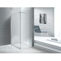 Quality Tempered Glass Shower Enclosures For Baths , Bathroom Shower Cabinets for sale