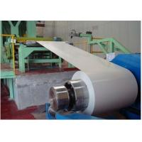40 - 275 g/m2 Zinc Coating 700 -1250mm Width EN 10169 DX51D+Z Color Coated Steel Coil Manufactures
