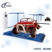 MA400 Model Four-wheeled ATV Safety Test Lane Manufactures