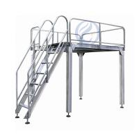 Supporting Platform Auxiliary Equipment For Multihead Weigher And Packaging Machine Manufactures