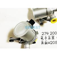 China Electric Engine Water / Coolant Pump For Mercedes M274 C CLASS W205 C200 OEM 2742000107 on sale