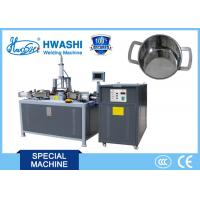 HWASHI Cookware Spot Stainless Steel Welding Machine for SS Pan Handle Manufactures