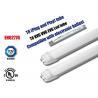 High Power T8 LED Tube Light For Home Lighting 80Ra G13 Bi - Pin Base Manufactures