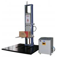 Paper Package Free Fall Drop Tester , 2.5 Kva Drop Weight Impact Test Machine Manufactures