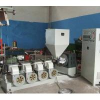 High Production Plastic Film Extruder Machine With Rotary Printing Label SJ55-Sm1000 Manufactures