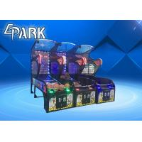 China Street Electric Indoor Amusement Basketball Arcade Shooting Game Machine For Kids Luxury on sale