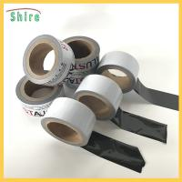 Solvent Base Small Plastic Protection Film Tape Black And White Anti Dust Manufactures
