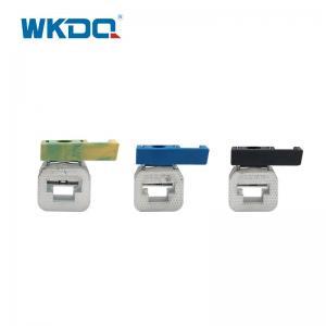 PA Nylon AKG4 300V 4mm2 Busbar Terminal Block Screw Connection Manufactures