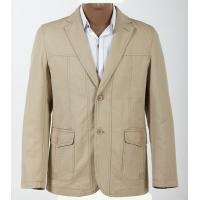 Customized Quality Cute and Stylish, White, Size, 52 Size 54 Young Mens Cotton Suit Manufactures
