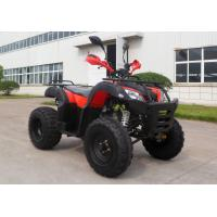 Four Wheels 150CC Utility ATV chain drive With One Seat , GY6 Engine Manufactures