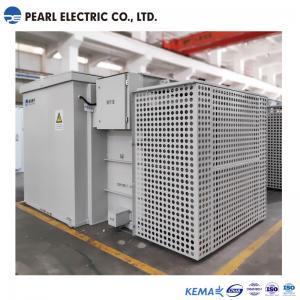 2400 kva 35 kv Padmounted transformer for Photovoltaic power generation Manufactures