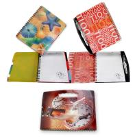 lenticular 3d notepad with deep 3D effect Manufactures