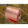 18um C11000 Copper Foil Double Shiny For CCL / Electronics Shielding Manufactures