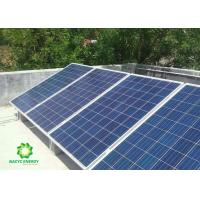 China Elevated Rooftop Ballast Solar PV Mounting Structure Rust - Resistance on sale