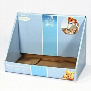 Fashion Design CMYK Full Color Litho Print Corrugated Cardboard Display Box Manufactures