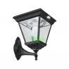 Outdoor garden aluminum wall light sensor LED Solar Energy PIR Wall Light (DL-MSW17) Manufactures