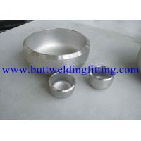 Butt Weld Stainless Steel Pipe Cap Manufactures