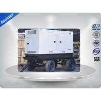 100-200Kva 108Kw Trailer Mounted Generator With Perkins Engine Deisel Generator water cool Manufactures