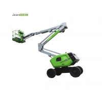 230kg Capacity 52ft 16m Articulated Boom Lift Manufactures