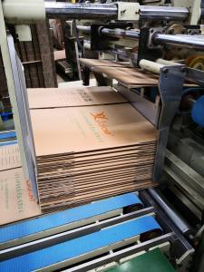 Automatic Corrugated Carton Box Stitching Machine Manufactures