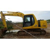 Quality PC120 - 6 Second Hand Komatsu Excavator 90% UC With 0.5m3 Bucket Capacity for sale