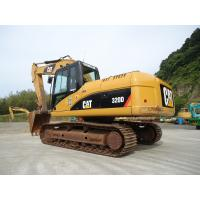 Used excavator 2012 CAT 320 secondhand excavator 20 ton & 1m3 Caterpillar 320D Manufactures