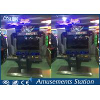 55 Inch Screen Coin Operated Arcade Machines With Tekken 6 Street Fighter Game Manufactures