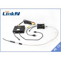 UAV/drone Video Transmitter Wireless Digital HD Air To Ground Video Links Manufactures