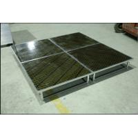 Exhibition Aluminum Movable Stage Platform Adjustable Height Easy Installation Manufactures