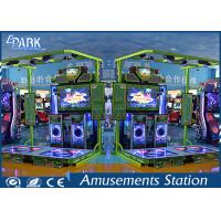 Indoor Arcade Dance Machine Coin Operated With 47 Inch Screen 12 Months Warranty Manufactures