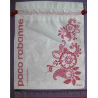 Quality Promotional Swimwear Drawstring Plastic Bags With Double Ropes for sale