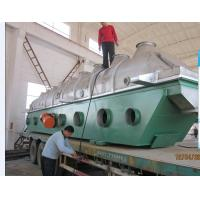 ZLG Series Zinc Sulfate Fluid Bed Dryer Touch Screen Control 5 . 5 - 155KW Manufactures