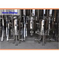 BOCIN Liquid Purifier Industrial Cartridge Filters / Compressed Gas Filtration Manufactures