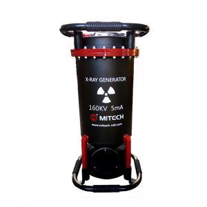 Light Weight Welding X Ray Machine , Caution Light Non Destructive Weld Testing Equipment XXG-1605 Manufactures
